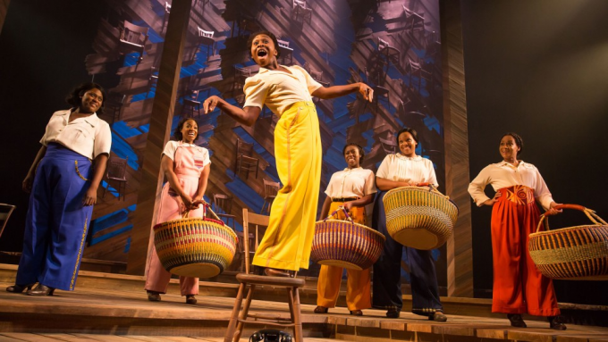 The Color Purple at Embassy Theatre
